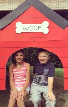 Noah MK doghouse